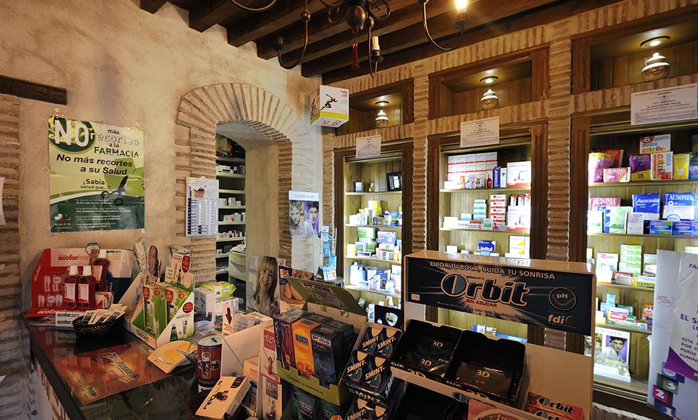 Villa cornelius casa rural de 3 espigas en las herencias casa rural en las herencias casa - La farmacia en casa ...